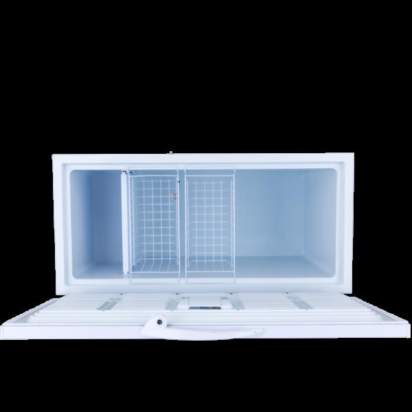 Uğur UED 460 D/S Sandık Tip 373lt. Dondurucu/Soğutucu