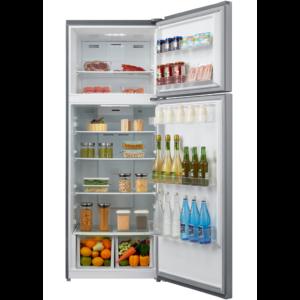 Uğur UES 507 D2K NFI DGT INOX 468lt. Üstten Donduruculu Buzdolabı