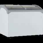 Uğur UDD 300 SCEBN Yatay Plastik Çerçeveli Sürme Camlı Muhafaza Dolabı