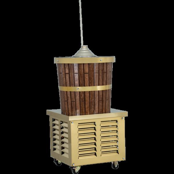 Uğur UDM 1 MF AHŞAP YUVARLAK 10/1lt. Dondurma Fıçıları