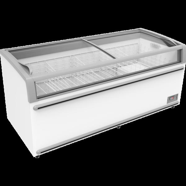Uğur UMD 2100 D/S DF ANTALYA Yatay Market Tipi Dondurucu/Soğutucu