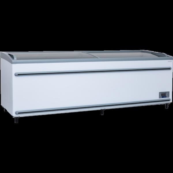Uğur UMD 2500 D/S DF BODRUM Yatay Market Tipi Dondurucu/Soğutucu