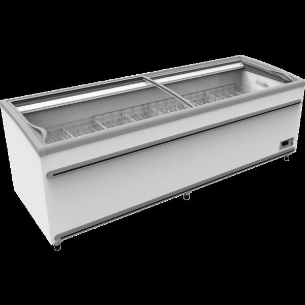 Uğur UMD 2500 D/S DF İZMİR Yatay Market Tipi Dondurucu/Soğutucu